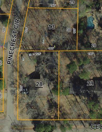 0 Pinecrest Dr, NEW ALBANY, MS 38652 (MLS #148244) :: Cannon Cleary McGraw