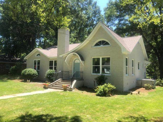 215 Panola Ave, BATESVILLE, MS 38606 (MLS #148391) :: Cannon Cleary McGraw