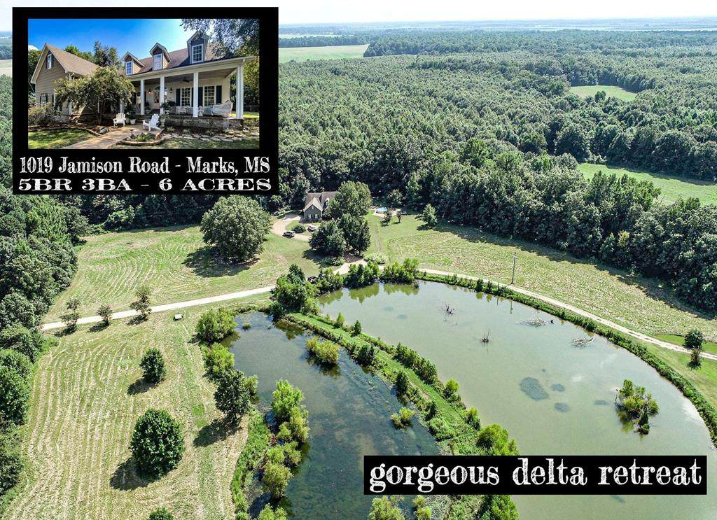 1019 Jamison Rd. - Marks - Quitman County - Photo 1