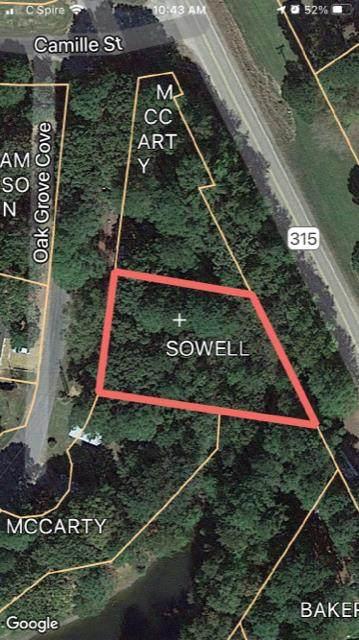 0 Oak Grove Cove, SARDIS, MS 38666 (MLS #149150) :: Oxford Property Group