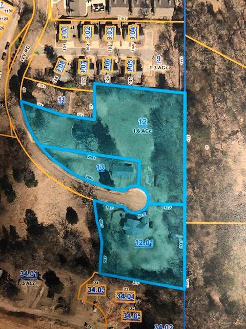 1218 Ivy Road, OXFORD, MS 38655 (MLS #149180) :: Oxford Property Group