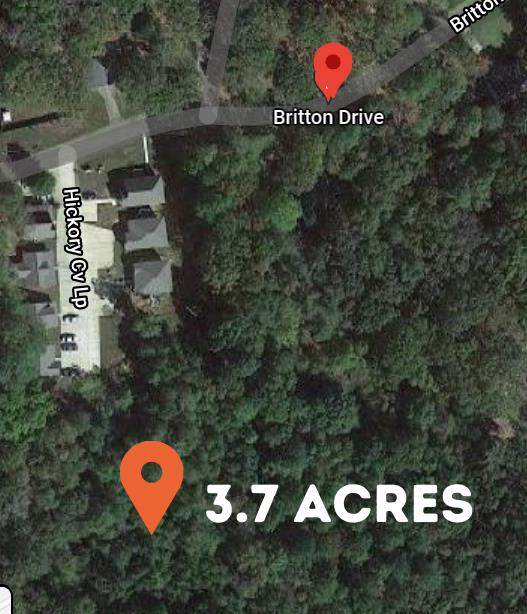 00 Britton, OXFORD, MS 38655 (MLS #149242) :: John Welty Realty