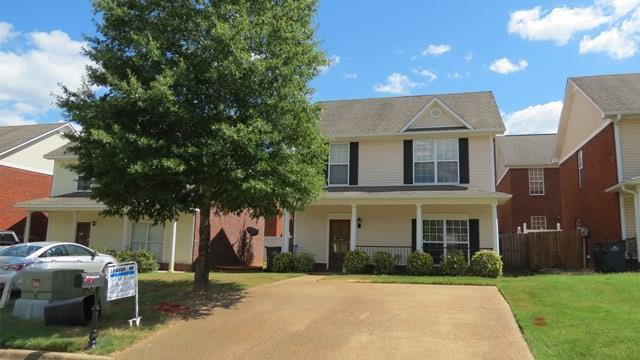 110 Twin Gates Dr., OXFORD, MS 38655 (MLS #138767) :: John Welty Realty