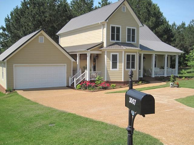 3007 Villa Cove, OXFORD, MS 38655 (MLS #139234) :: John Welty Realty