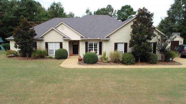 614 Grove Forest Way, OXFORD, MS 38655 (MLS #144092) :: Oxford Property Group