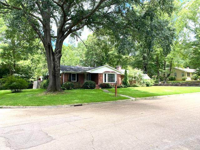 401 Vivian, OXFORD, MS 38655 (MLS #146341) :: Cannon Cleary McGraw