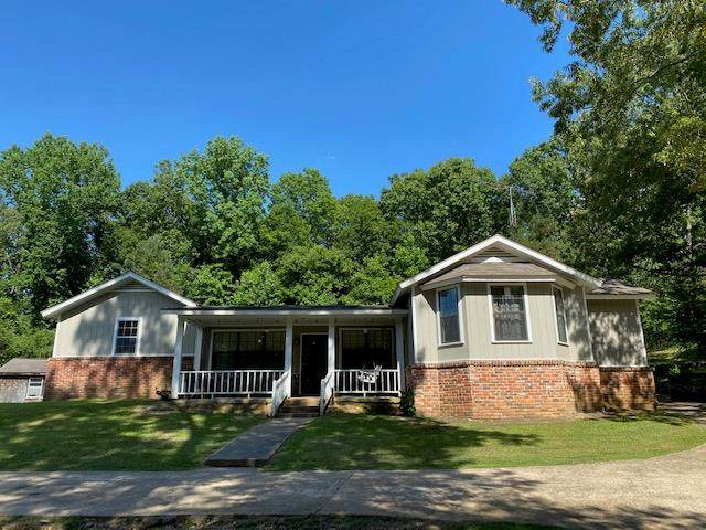 60 Huckleberry Lane, WATER VALLEY, MS 38965 (MLS #148321) :: Oxford Property Group