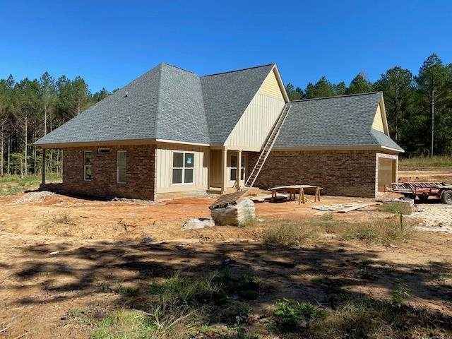 93 Cr 411, OXFORD, MS 38655 (MLS #148917) :: Oxford Property Group
