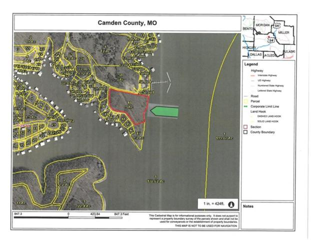 TBD Rocky Shores Lane, Sunrise Beach, MO 65079 (MLS #3500927) :: Coldwell Banker Lake Country