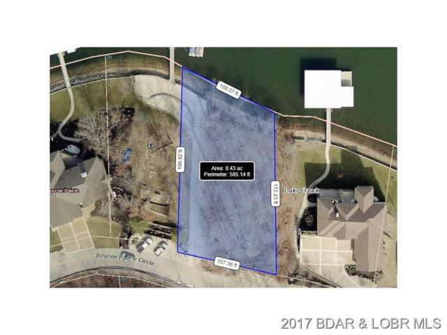 lot 34 Beacon Pointe Circle, Lake Ozark, MO 65049 (MLS #3502228) :: Coldwell Banker Lake Country