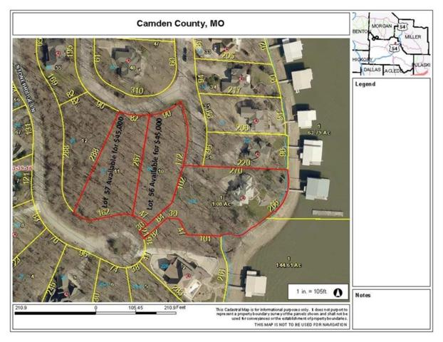 Lot #57 Greystone Lane, Villages, MO 65079 (MLS #3503419) :: Coldwell Banker Lake Country