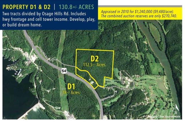 Osage Hills Road, Lake Ozark, MO 65049 (MLS #3503843) :: Coldwell Banker Lake Country
