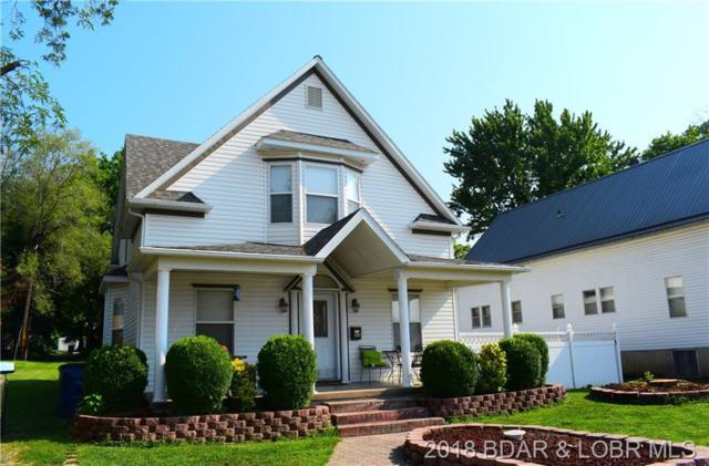 105 W 1st Street, Eldon, MO 65026 (MLS #3507275) :: Coldwell Banker Lake Country