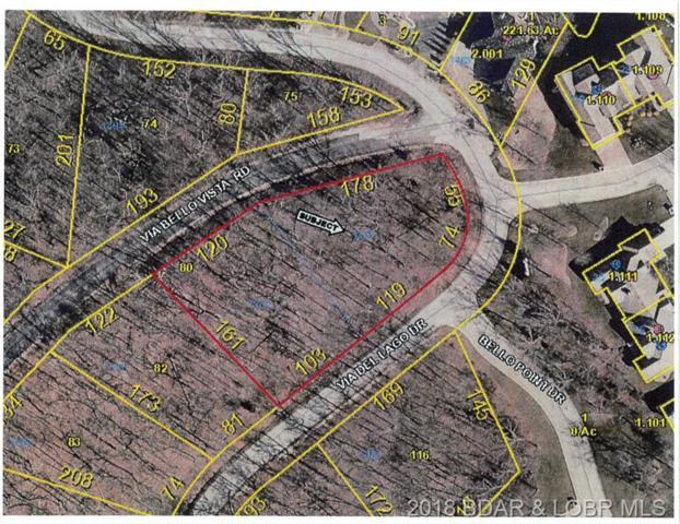 Lot 1383 Via Del Lago Drive, Porto Cima, MO 65079 (MLS #3507565) :: Coldwell Banker Lake Country