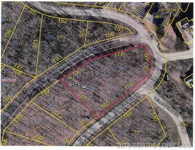 Lot 1382 Via Del Lago Drive, Porto Cima, MO 65079 (MLS #3507569) :: Coldwell Banker Lake Country