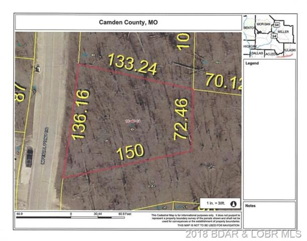 Lot 217 Imperial Point Drive, Four Seasons, MO 65049 (MLS #3507952) :: Coldwell Banker Lake Country