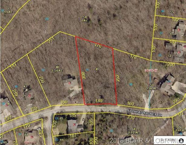 Lot 61 Foxhead Shores, Linn Creek, MO 65052 (MLS #3508042) :: Coldwell Banker Lake Country