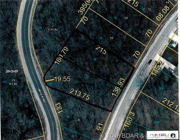 Lot 75 Carol Road, Four Seasons, MO 65049 (MLS #3508558) :: Coldwell Banker Lake Country