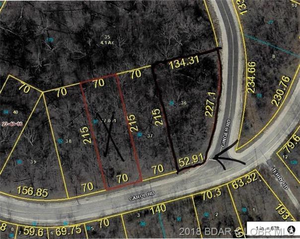 Lot 79 Carol Road, Four Seasons, MO 65049 (MLS #3508577) :: Coldwell Banker Lake Country
