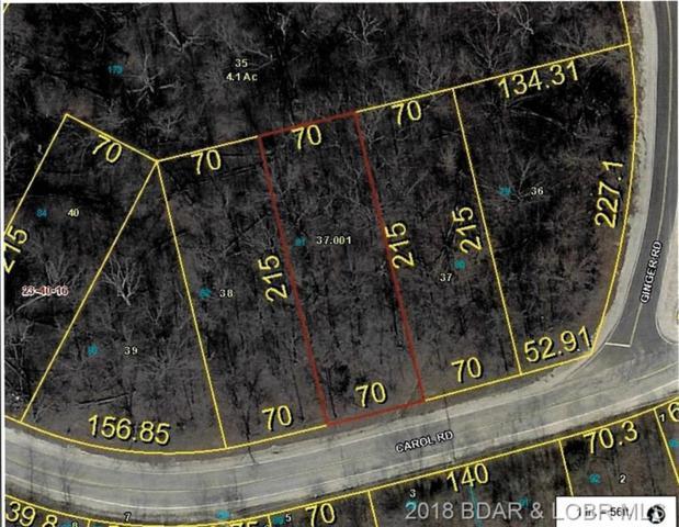 Lot 81 Carol Road, Four Seasons, MO 65049 (MLS #3508579) :: Coldwell Banker Lake Country