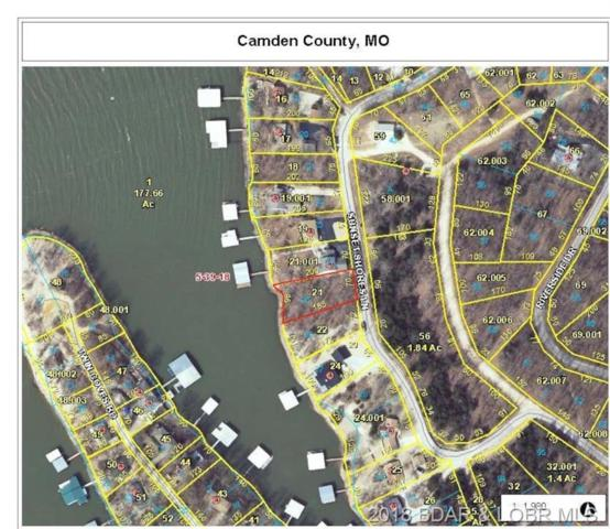 Sunset Shores Lane, Climax Springs, MO 65324 (MLS #3509131) :: Coldwell Banker Lake Country