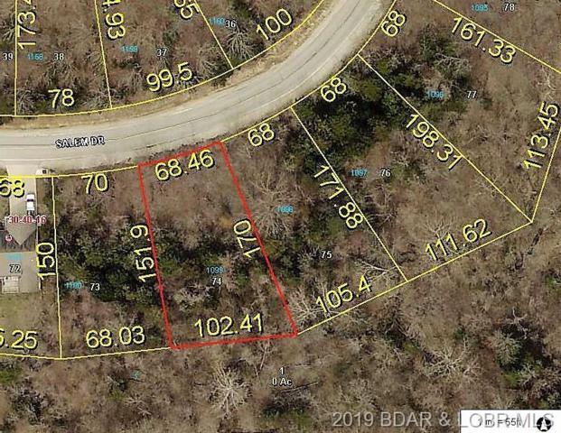Lot 1099 Salem Drive, Four Seasons, MO 65049 (MLS #3509606) :: Coldwell Banker Lake Country