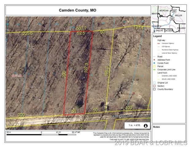 Sierra Ridge Road, Macks Creek, MO 65786 (MLS #3511211) :: Coldwell Banker Lake Country