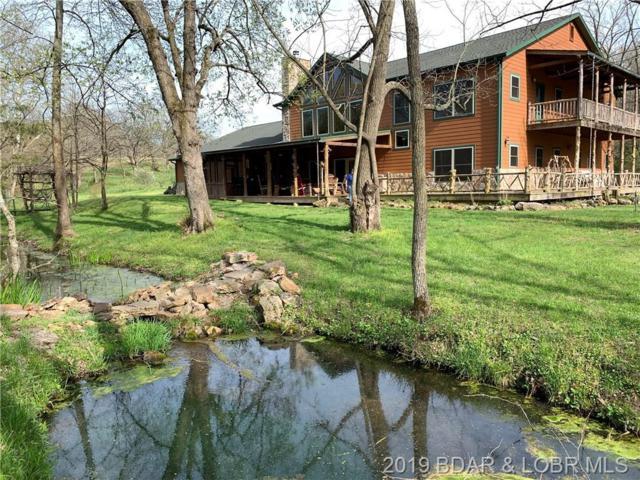867 Nine Springs Ranch Road, Macks Creek, MO 65786 (MLS #3513613) :: Coldwell Banker Lake Country