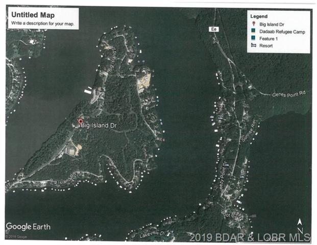 TBD Big Island Drive, Roach, MO 65787 (MLS #3513616) :: Coldwell Banker Lake Country