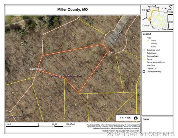 Lot 33 Bay Hill Avenue, Lake Ozark, MO 65049 (MLS #3517350) :: Coldwell Banker Lake Country