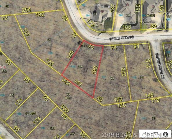Lot 528 Grand View Drive, Sunrise Beach, MO 65079 (MLS #3517744) :: Coldwell Banker Lake Country