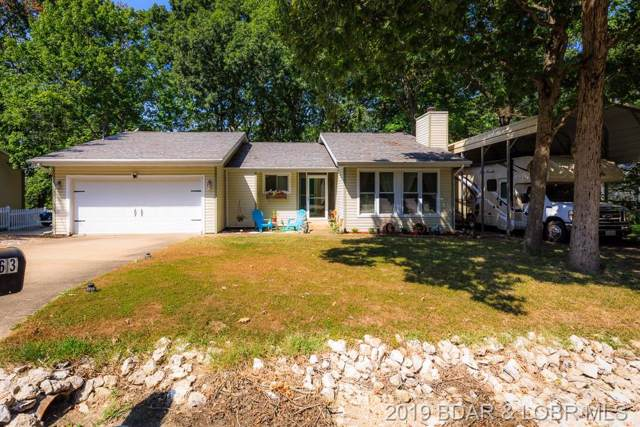 863 Duckhead Road, Lake Ozark, MO 65049 (MLS #3519600) :: Coldwell Banker Lake Country
