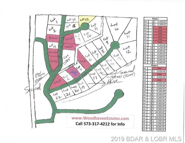 TBD LOT 12 Pinkie Lane, Laurie, MO 65038 (MLS #3520017) :: Coldwell Banker Lake Country
