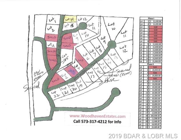 TBD LOT 14 Pinkie Lane, Laurie, MO 65038 (MLS #3520021) :: Coldwell Banker Lake Country