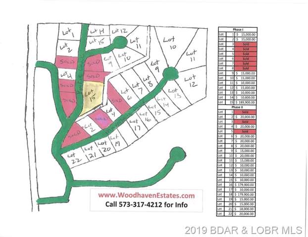 TBD LOT 15 Pinkie Lane, Laurie, MO 65038 (MLS #3520025) :: Coldwell Banker Lake Country