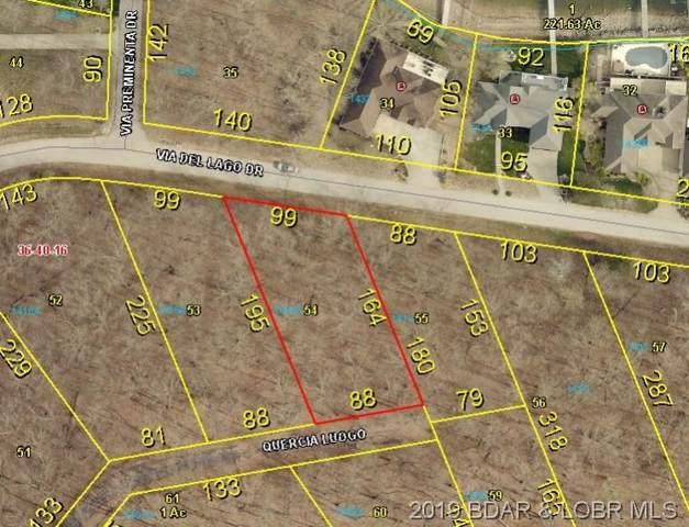 Lot 1414A Via Del Lago Drive, Porto Cima, MO 65079 (MLS #3521287) :: Coldwell Banker Lake Country