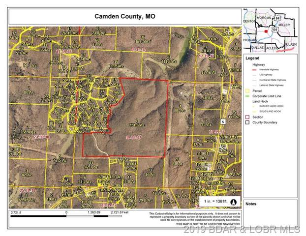 Tract 1 Copperstone Road, Camdenton, MO 65020 (MLS #3521429) :: Coldwell Banker Lake Country