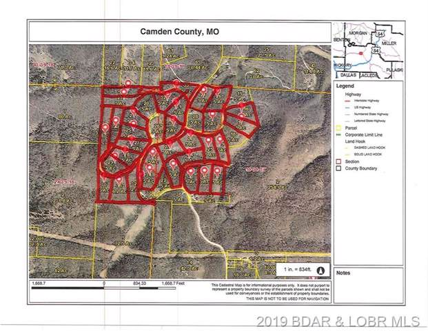 Tract 2 Copperstone Road, Camdenton, MO 65020 (MLS #3521430) :: Coldwell Banker Lake Country