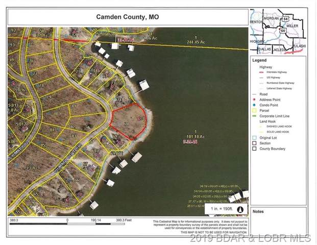 TBD Chimney Cove Circle, Sunrise Beach, MO 65079 (MLS #3521584) :: Coldwell Banker Lake Country
