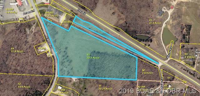 Hwy 54 And 52 Interchange, Eldon, MO 65026 (MLS #3521585) :: Coldwell Banker Lake Country