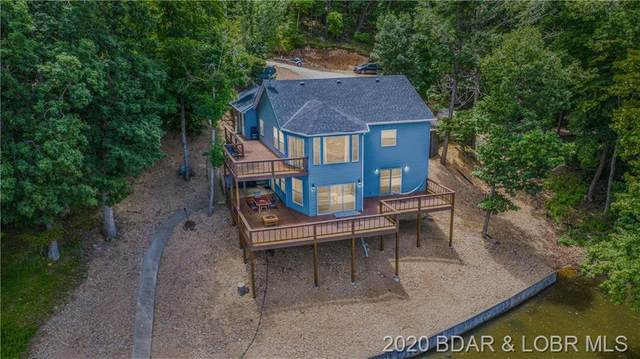 190 Seawall Drive, Climax Springs, MO 65324 (MLS #3522512) :: Coldwell Banker Lake Country