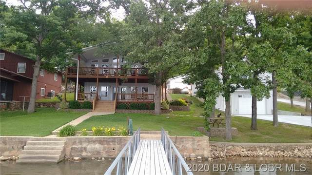 1124 Cable Point Drive, Climax Springs, MO 65324 (MLS #3522665) :: Coldwell Banker Lake Country