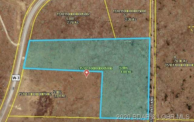 W3 Golden Beach Road, Barnett, MO 65011 (MLS #3522723) :: Coldwell Banker Lake Country