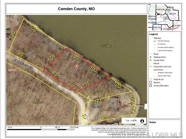 Lot 6 & 7 Swaying Oak, Climax Springs, MO 65324 (MLS #3523672) :: Coldwell Banker Lake Country