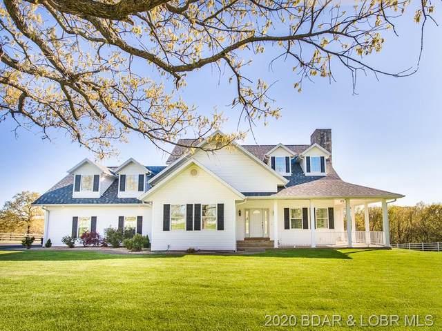 40 Doc Ridgeway Drive, Macks Creek, MO 65786 (MLS #3523937) :: Coldwell Banker Lake Country