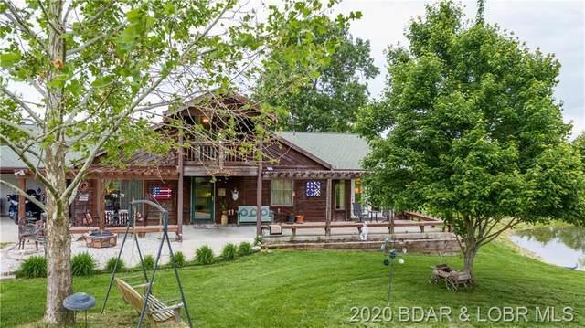 184 Elkhorn Road, Camdenton, MO 65020 (MLS #3524457) :: Coldwell Banker Lake Country