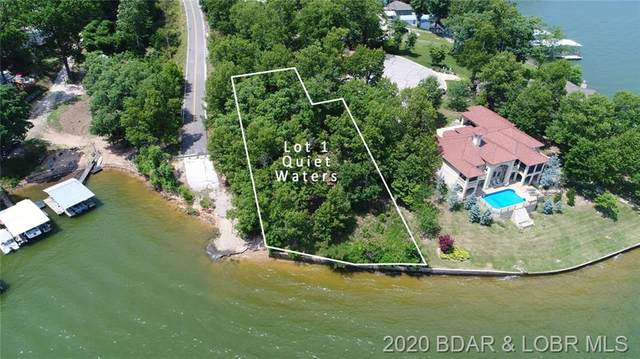 Lot 1 Quiet Waters, Sunrise Beach, MO 65079 (MLS #3526274) :: Coldwell Banker Lake Country