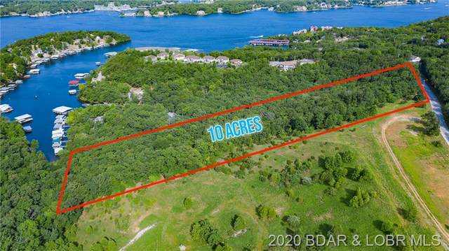 Lot 1 Bluff Drive, Osage Beach, MO 65065 (MLS #3526383) :: Coldwell Banker Lake Country