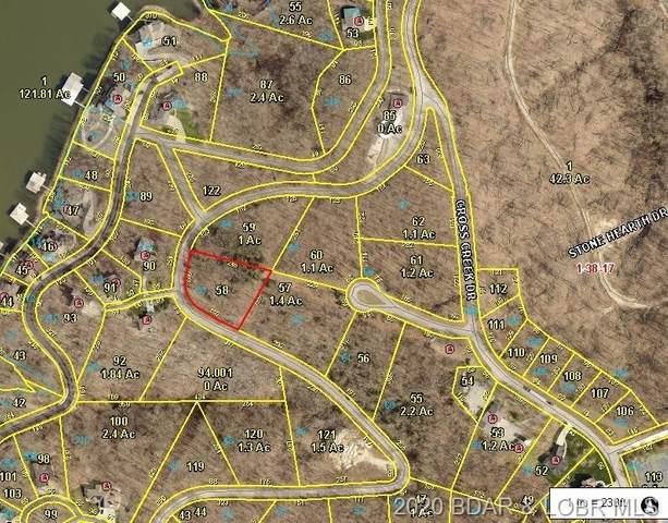 Lot 63 Lakeside At Cross Creek, Camdenton, MO 65020 (MLS #3526795) :: Coldwell Banker Lake Country