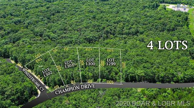 Lot 1299-1302 Champion Drive, Porto Cima, MO 65079 (MLS #3526990) :: Coldwell Banker Lake Country